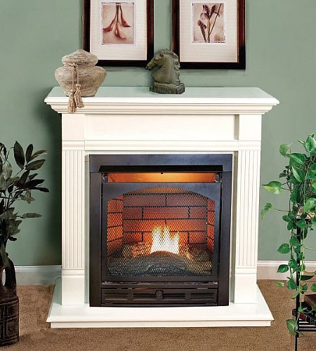 Ventless Fireplace Pictures: Vanguard Mini Ventless Gas ...