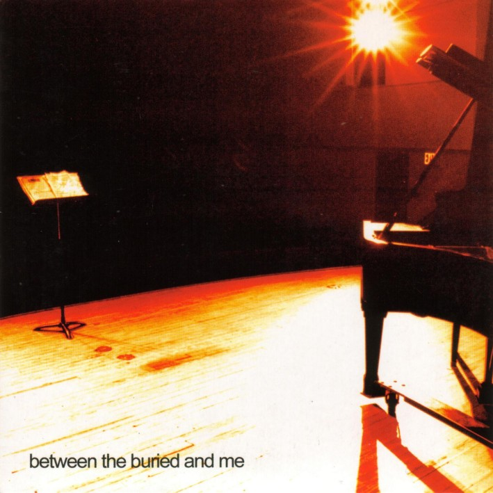 Between The Buried And Me Self Titled Self Titled  2002