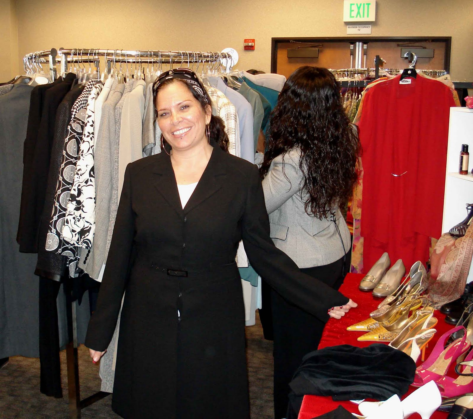 division of parole operations sponsors second annual dress for division of parole operations sponsors second annual dress for success event to help women parolees