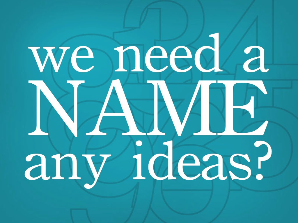 EFCC Student Ministries: We need a Name... Any ideas?