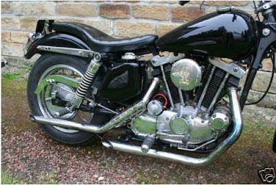 Classic Motorcycle 11 16 09