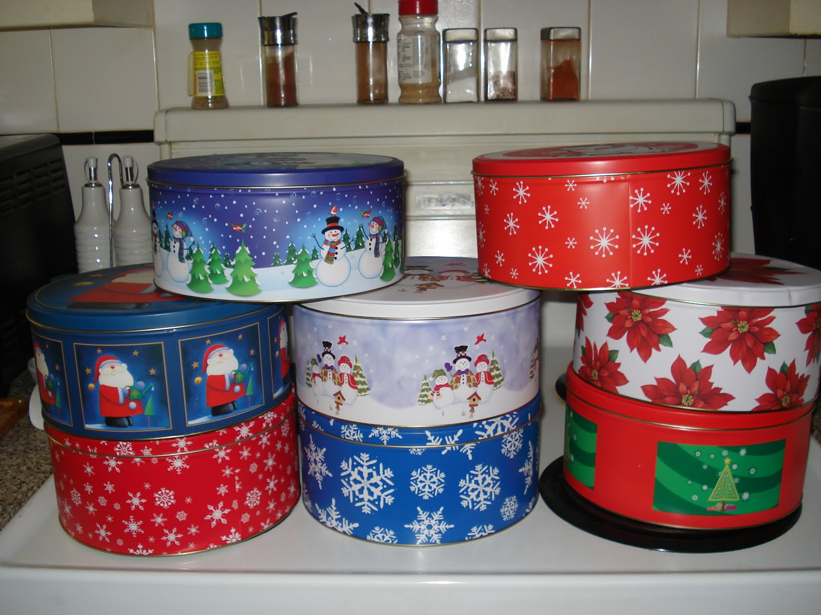 Decorative Cookie Containers Amanda 39s Cookies 4 Hope Holiday Assorted Cookies In