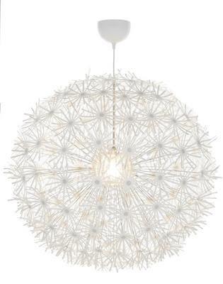 548a81994b9 Jag har verkligen ingenstans att hänga lampan ovan, men den är ändå helt  underbar och väcker ägandebehovet inom mig. Finns att inhandla genom Ikeas  nya ...