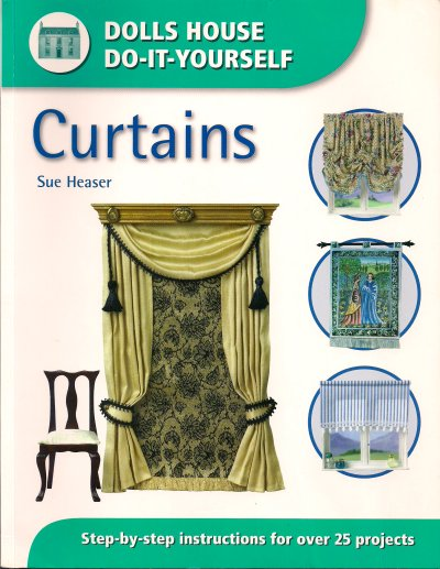 Dolls House Do-It-Yourself Curtains