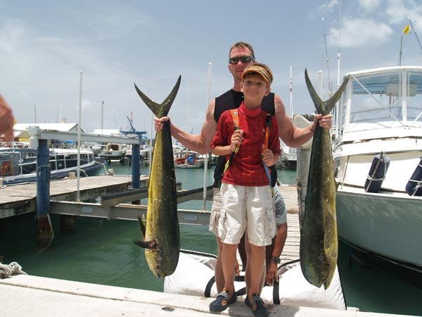 St Maarten Deep Sea Fishing