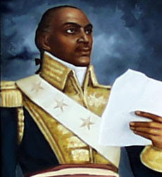 FUN TO BE BAD: Toussaint L'ouverture...The Slave Who Freed ...