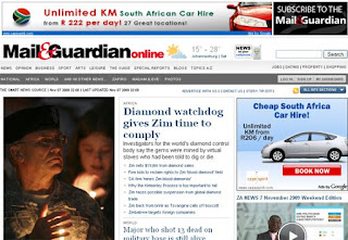 Mail and guardian online dating