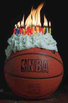 Basketball Birthday Cake Melbourne