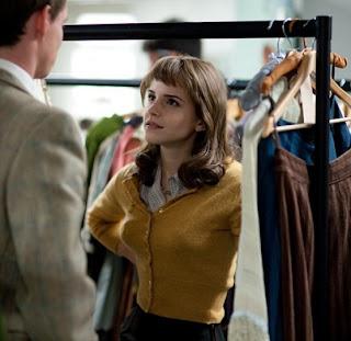emmawatsonMonroe - Asi se ve Emma Watson en la biopic de Marilyn Monroe.