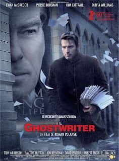 ghost writer - Las mejores 10 peliculas del año son... Según Dave.