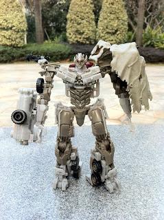 tf3 megatron toy - Este será Megatron en Transformers 3!