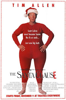 The Santa Clause Holiday Season - Las 5 Películas para pasar esta Navidad!