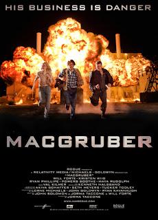 macgruber poster - Las peliculas que nadie vió este año y debio haber visto.