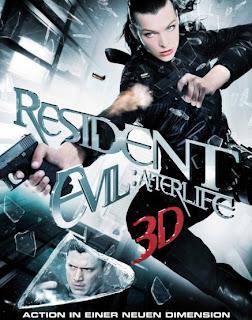 watch resident evil afterlife online - Movie Fail: Las peores peliculas de este año.