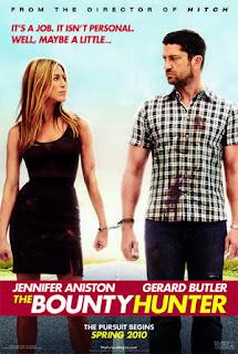 the bounty hunter poster - Movie Fail: Las peores peliculas de este año.