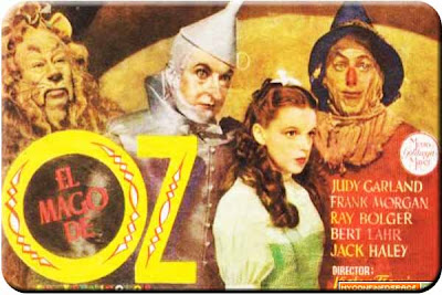 wizard of oz jung currents commentary jpg - Robert Downey Jr deja la produccion de la nueva pelicula del Mago de Oz. Johnny Depp lo podría sustituir.
