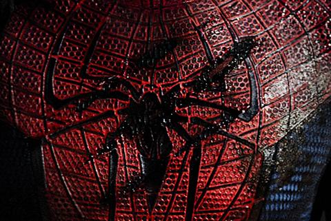 Spiderman+Logo - Fotos de Spiderman en acción!