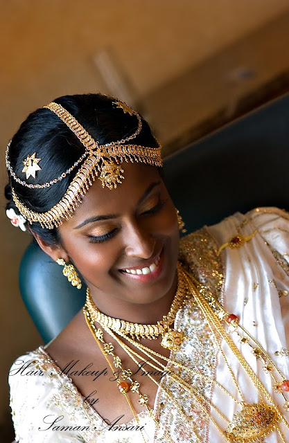 Traditional Kandyan Wedding Outfit Sri Lankan Wedding Photo