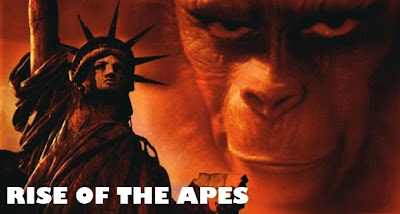 Rise of the Apes La película