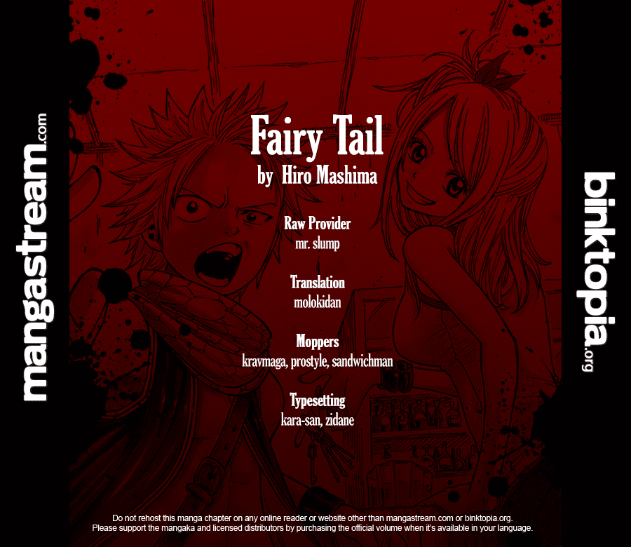 Fairy Tail Chap 214