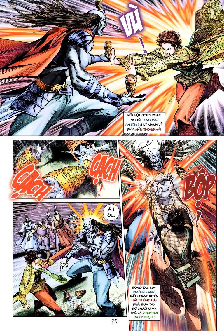 Anh Hùng Xạ Điêu anh hùng xạ đêu chap 11 trang 26