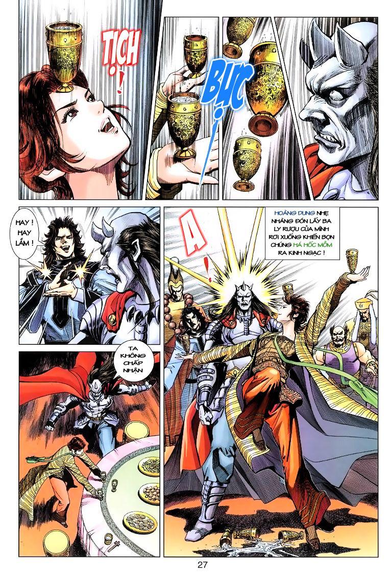 Anh Hùng Xạ Điêu anh hùng xạ đêu chap 11 trang 27