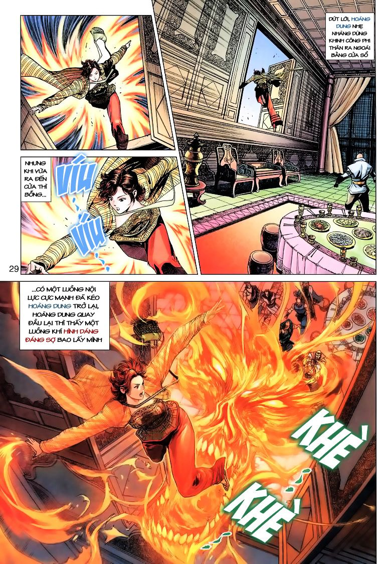 Anh Hùng Xạ Điêu anh hùng xạ đêu chap 11 trang 29