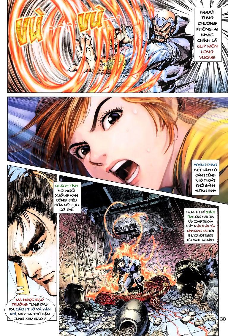 Anh Hùng Xạ Điêu anh hùng xạ đêu chap 11 trang 30