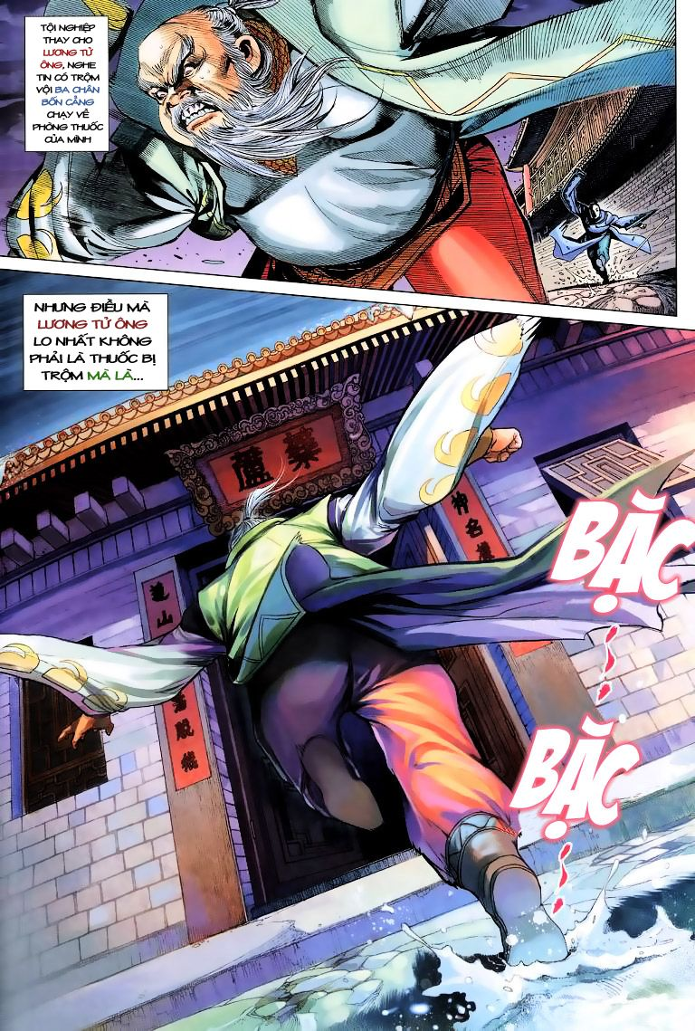 Anh Hùng Xạ Điêu anh hùng xạ đêu chap 11 trang 32
