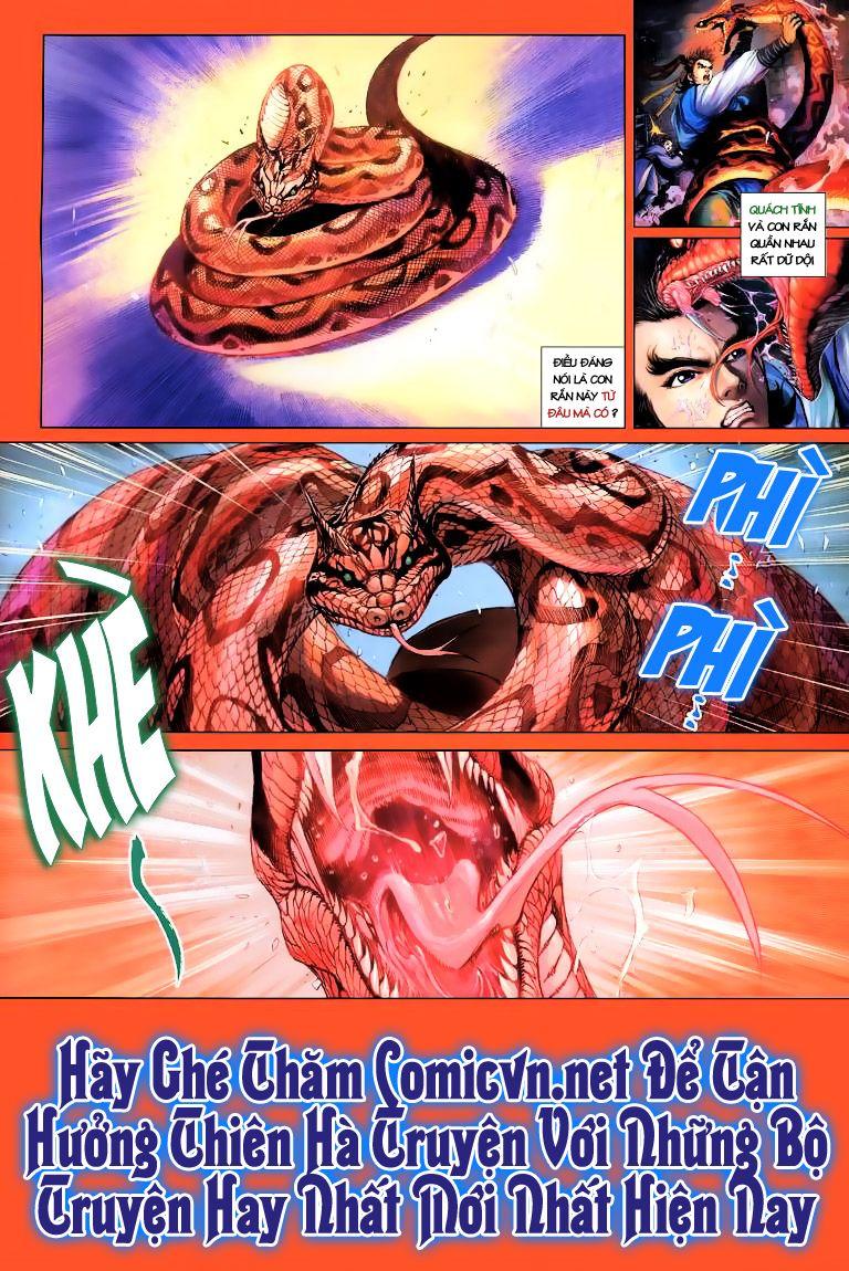 Anh Hùng Xạ Điêu anh hùng xạ đêu chap 11 trang 2