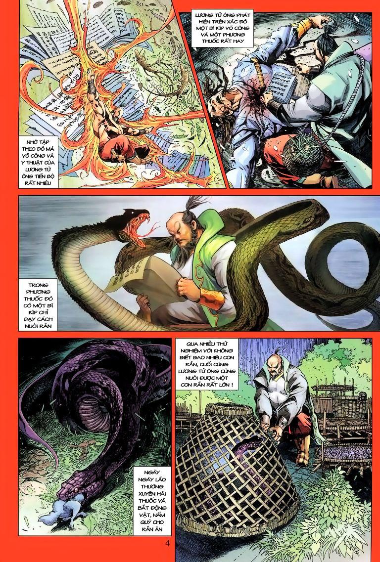 Anh Hùng Xạ Điêu anh hùng xạ đêu chap 11 trang 4