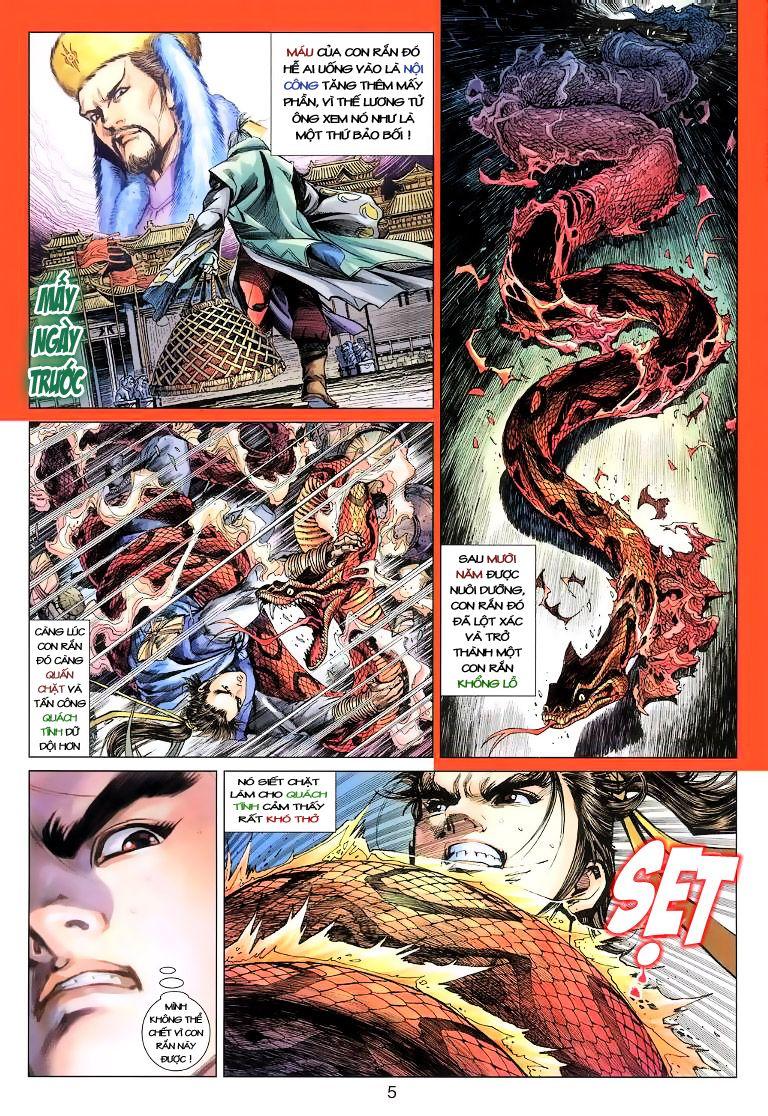 Anh Hùng Xạ Điêu anh hùng xạ đêu chap 11 trang 5