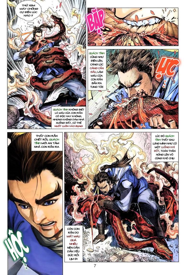 Anh Hùng Xạ Điêu anh hùng xạ đêu chap 11 trang 7