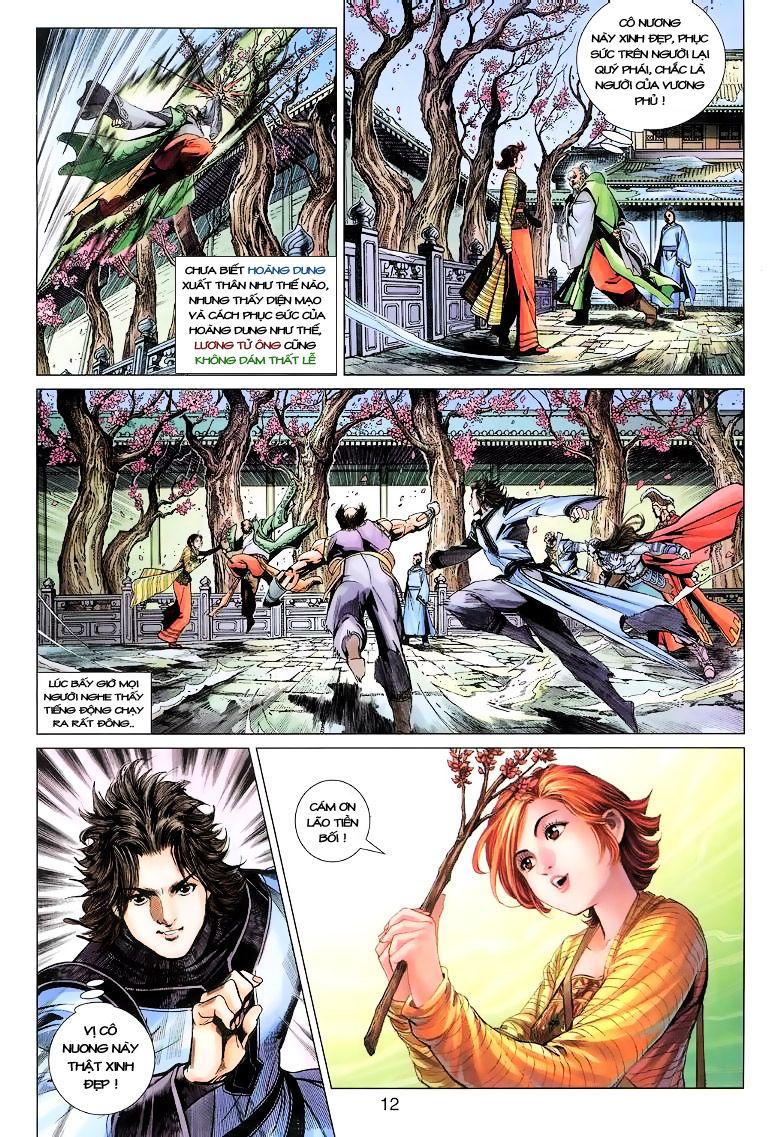 Anh Hùng Xạ Điêu anh hùng xạ đêu chap 11 trang 12