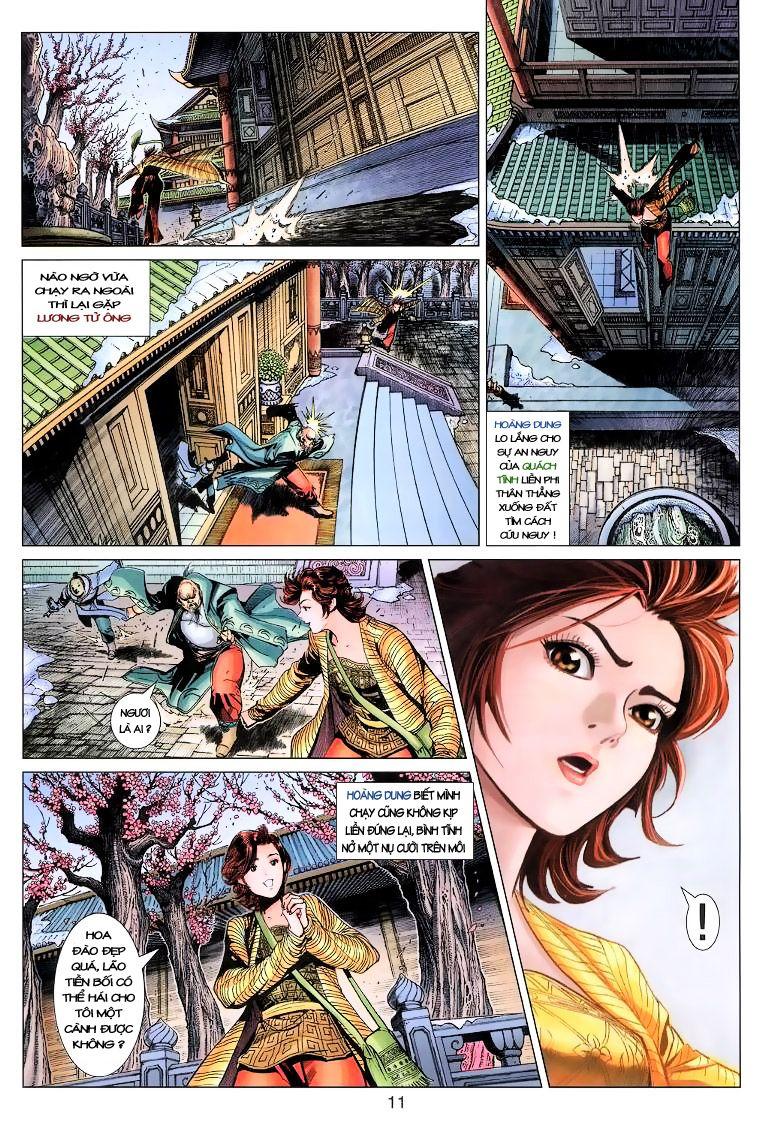 Anh Hùng Xạ Điêu anh hùng xạ đêu chap 11 trang 11