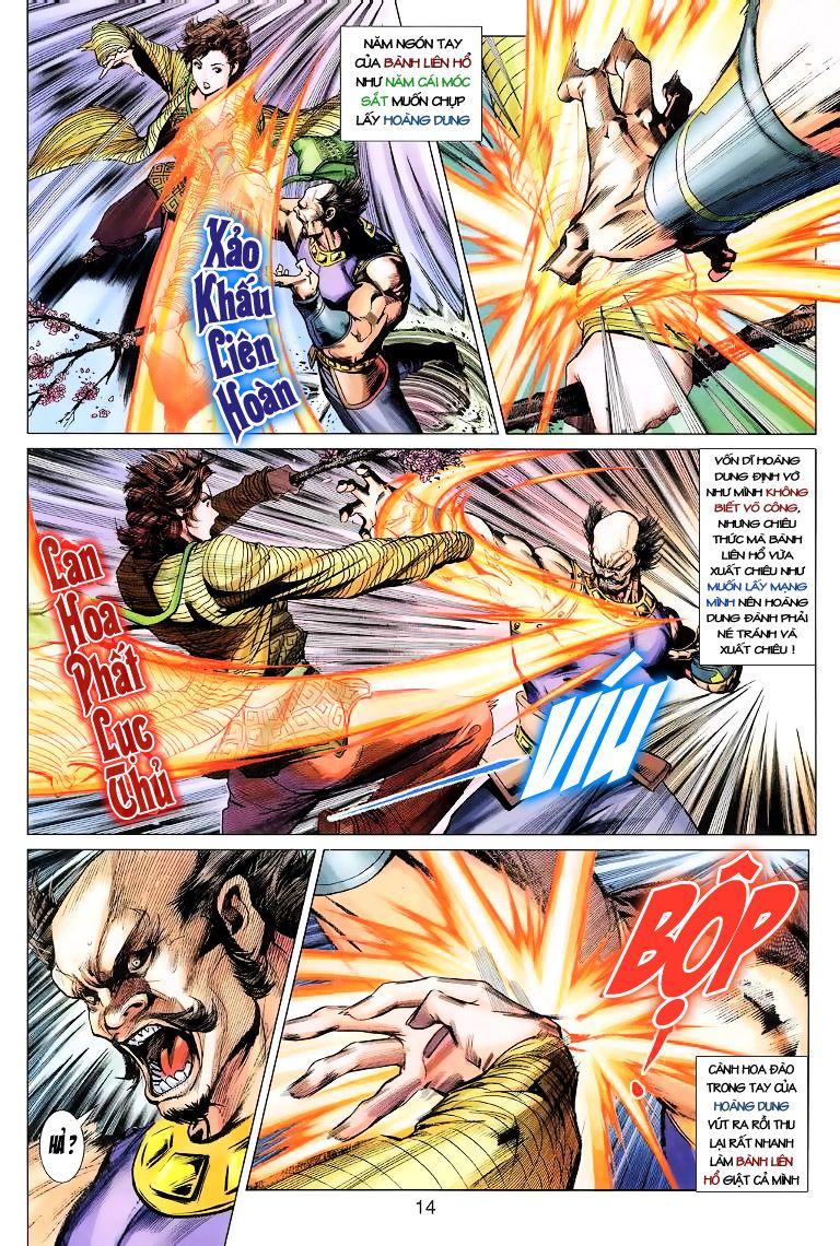 Anh Hùng Xạ Điêu anh hùng xạ đêu chap 11 trang 14
