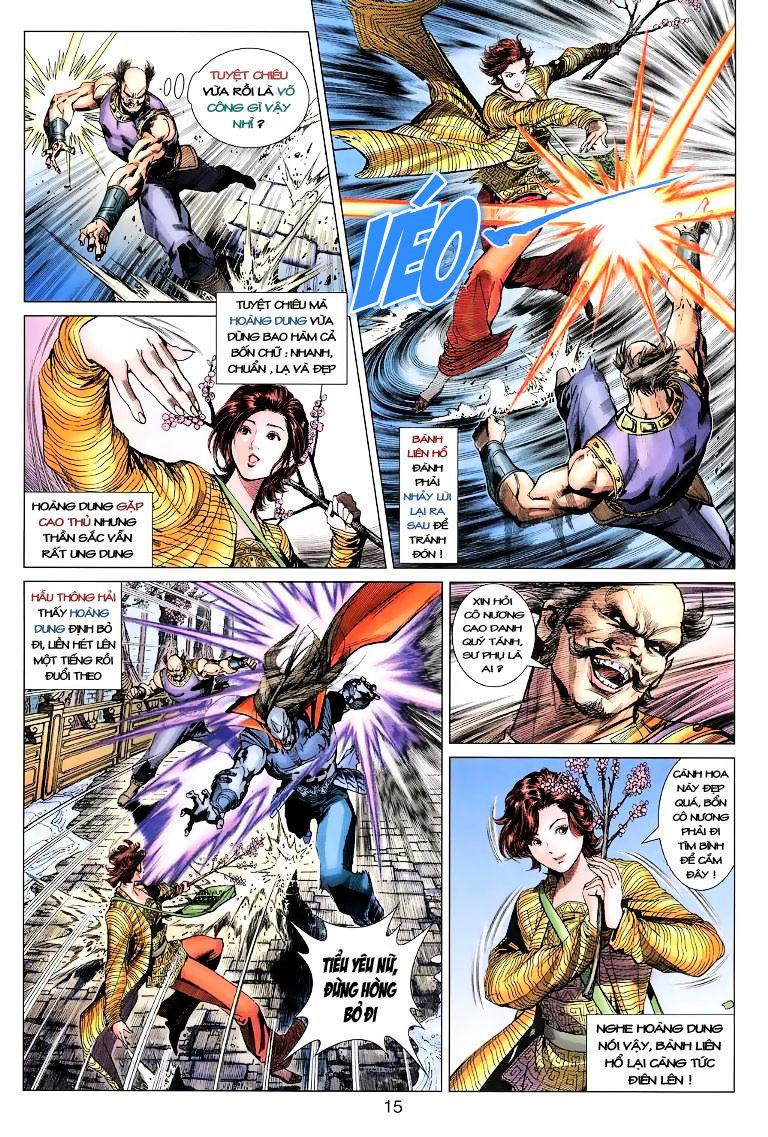 Anh Hùng Xạ Điêu anh hùng xạ đêu chap 11 trang 15