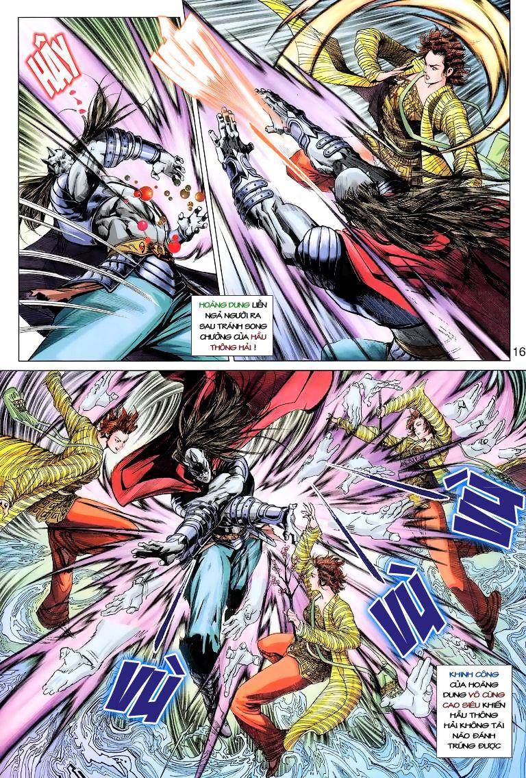Anh Hùng Xạ Điêu anh hùng xạ đêu chap 11 trang 16