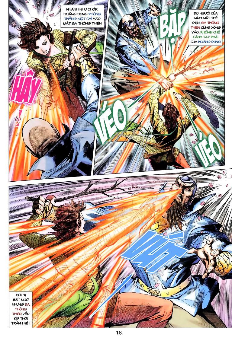 Anh Hùng Xạ Điêu anh hùng xạ đêu chap 11 trang 18