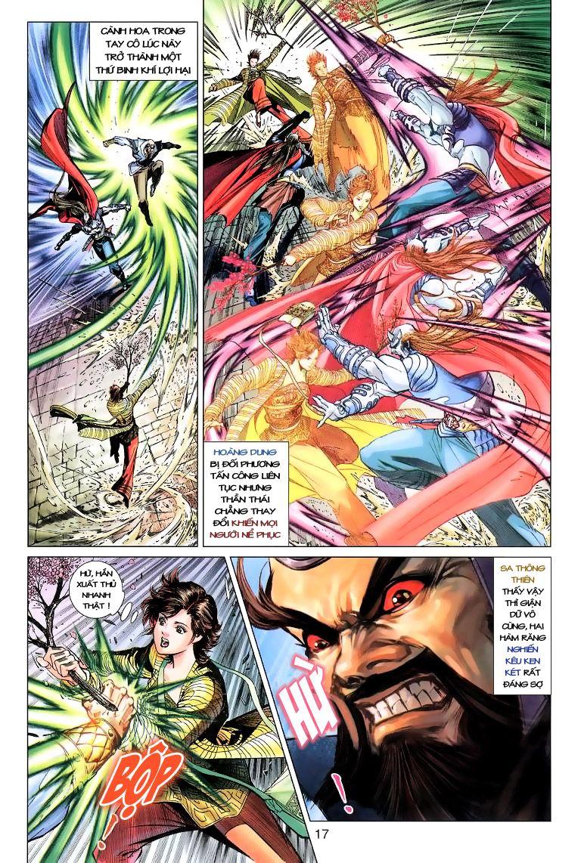 Anh Hùng Xạ Điêu anh hùng xạ đêu chap 11 trang 17