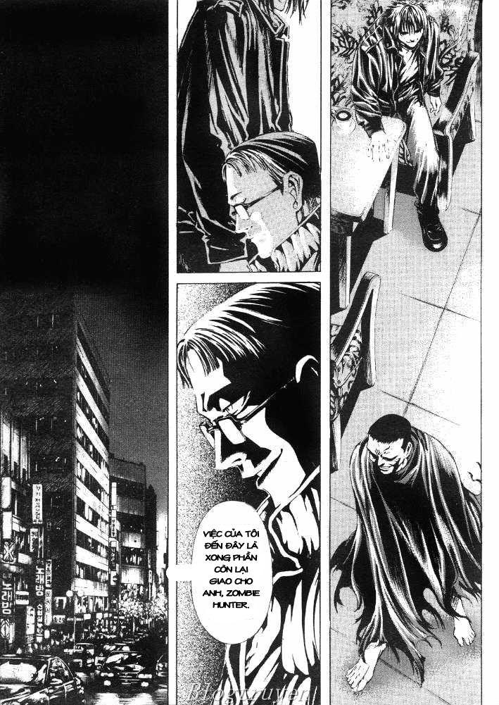 Zombie hunter chap 17 trang 5