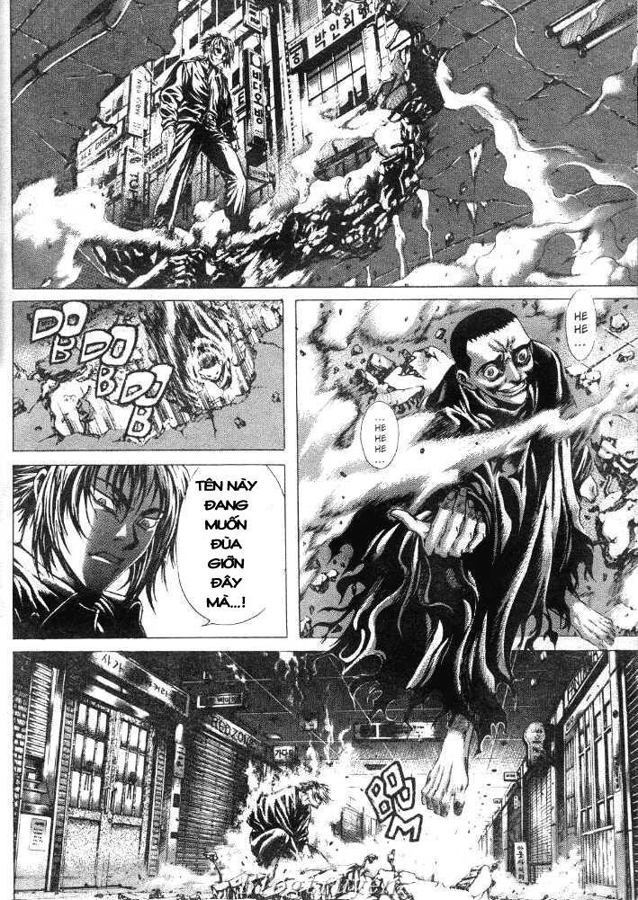 Zombie hunter chap 17 trang 10