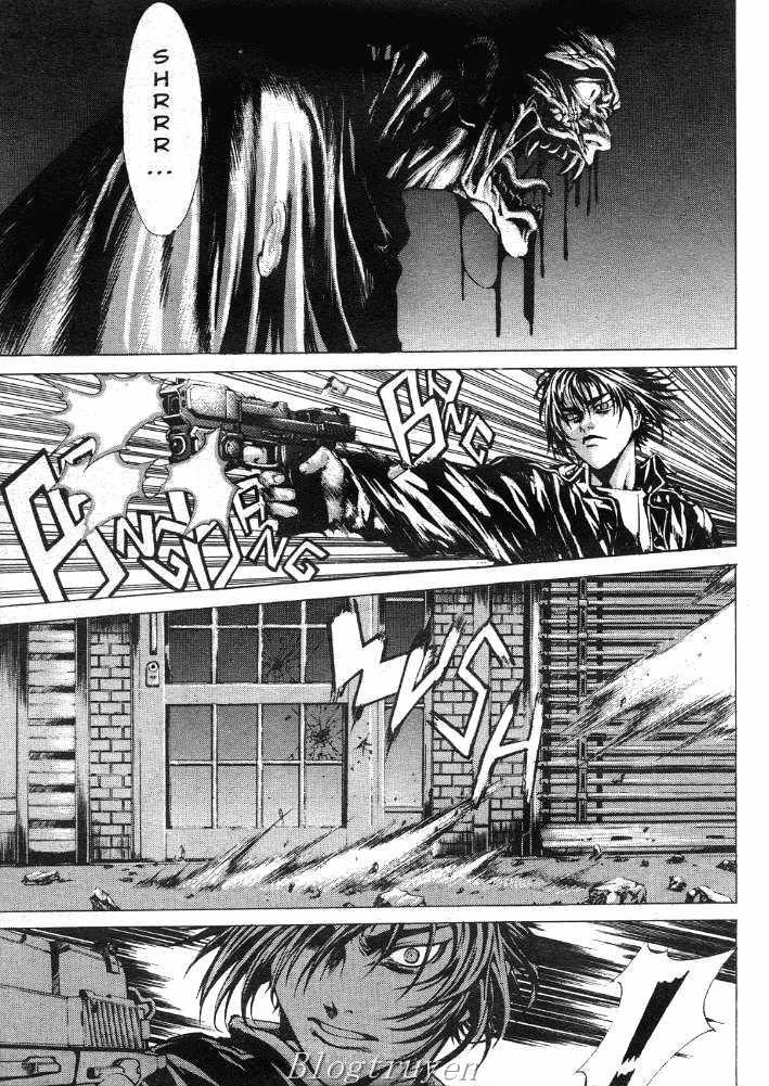 Zombie hunter chap 17 trang 15