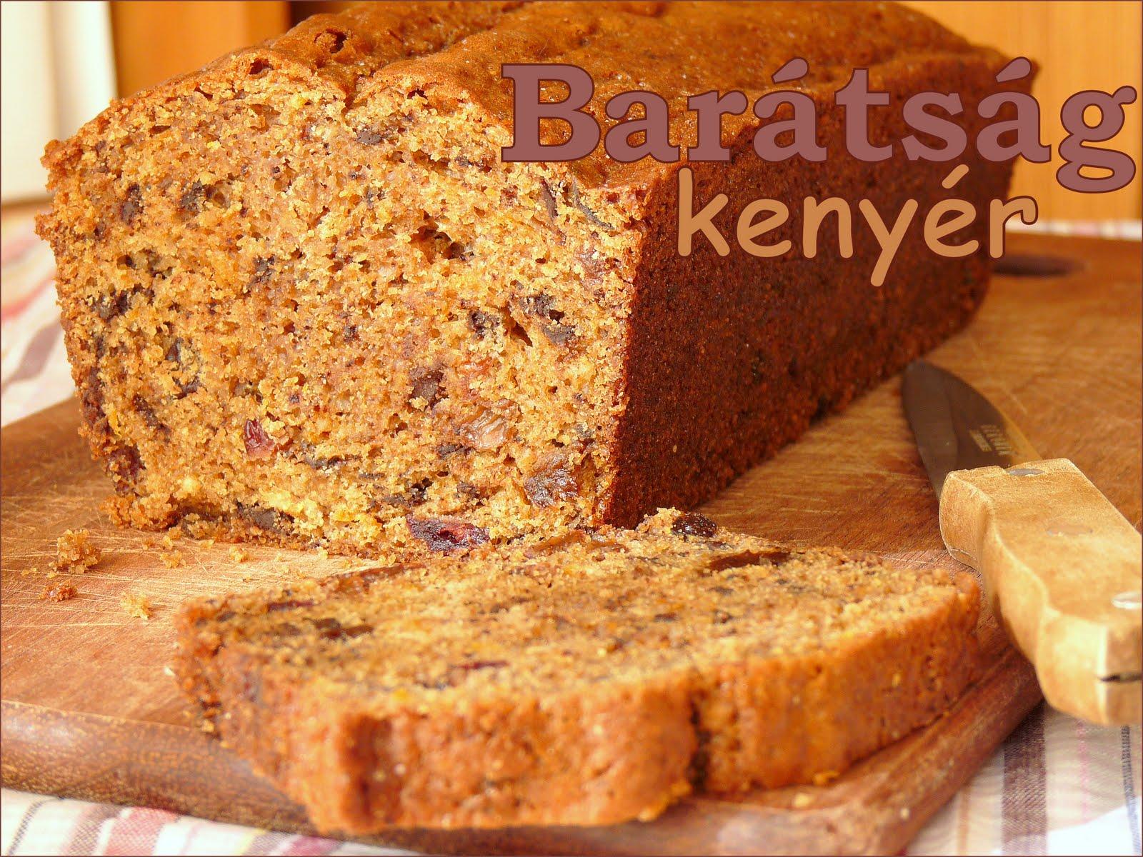 Hozzávalók: egy csipetnyi szeretet: A szerencsét hozó kenyér