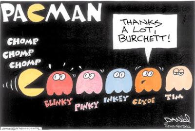 Pacman pwning