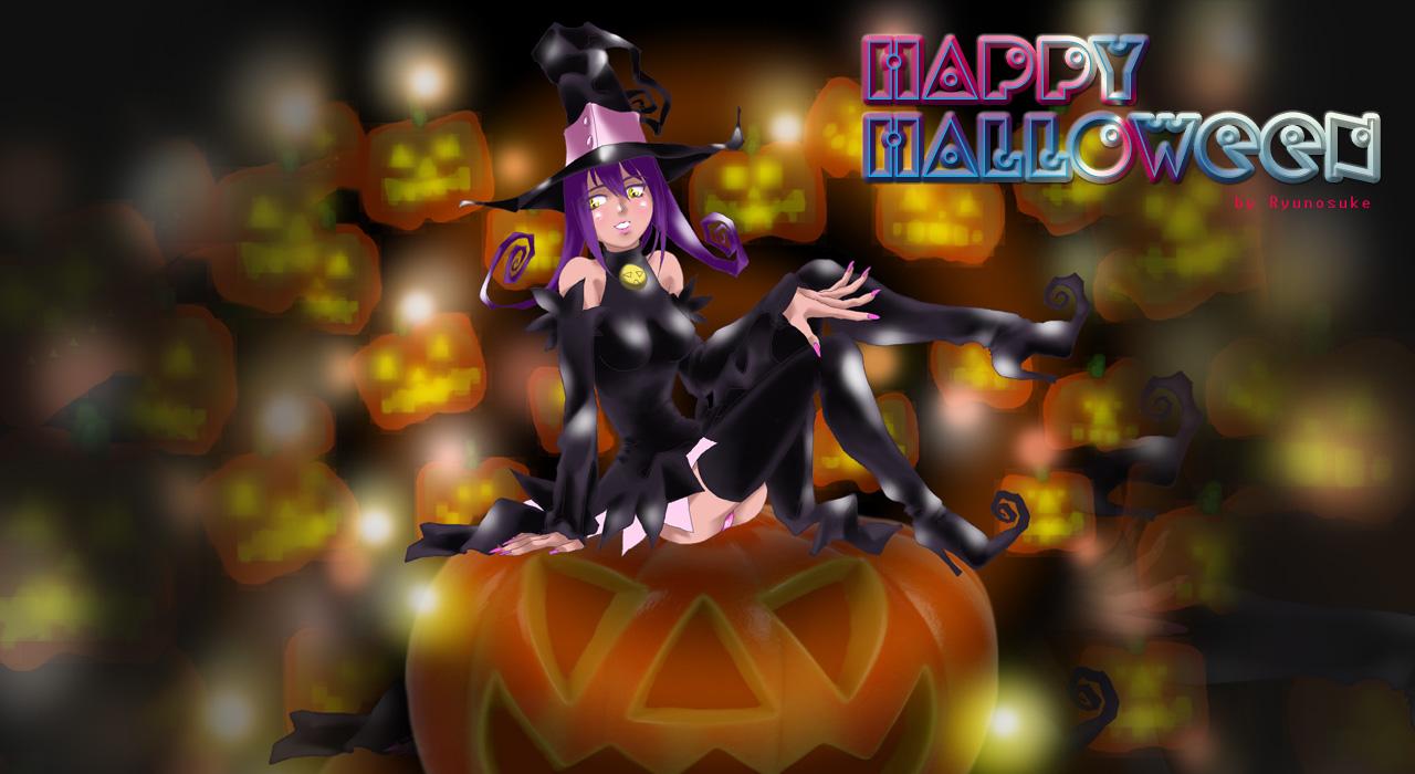 Ryunosuke drawings blair soul eater - This is halloween soul eater ...