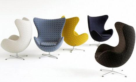 arredare casa poltrone di design come abbinarle al vostro divano. Black Bedroom Furniture Sets. Home Design Ideas