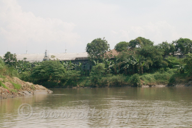 Menyusuri Sungai Bengawan Solo  Attayaya Blog