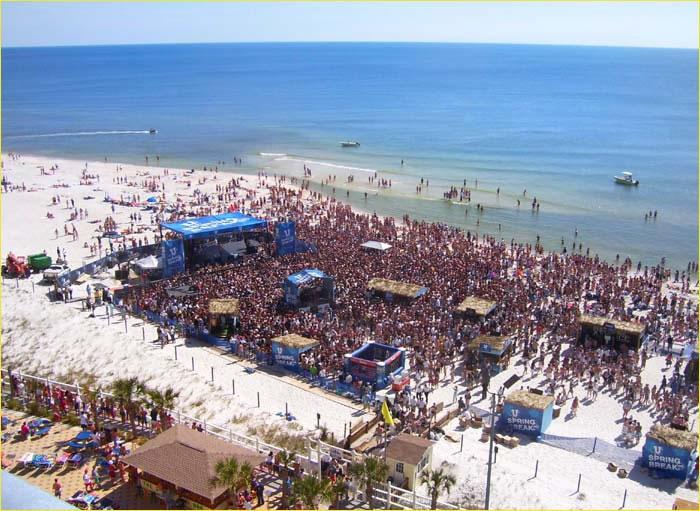 How Is Spring Break In Panama City Beach