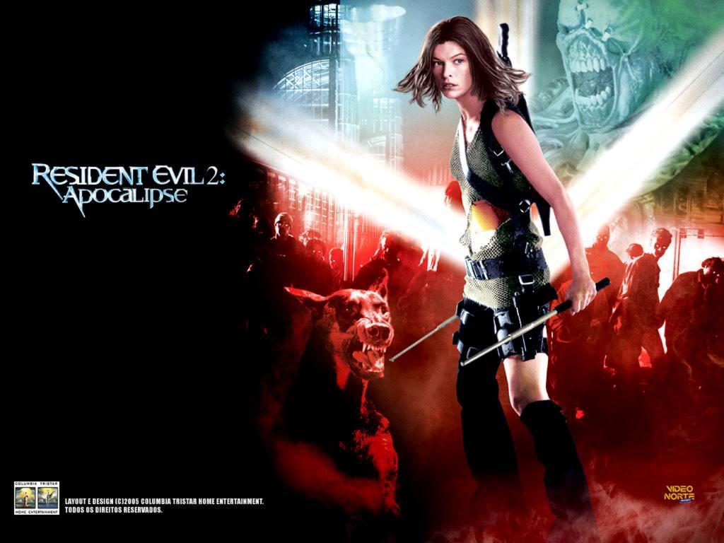 Resident Evil 2 Wallpaper: Photo And Wallpapers: Resident Evil Apocalypse,resident